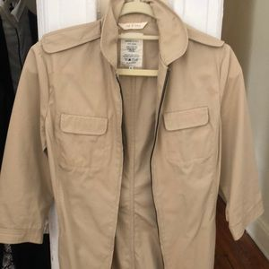 Rag and bone trench coat